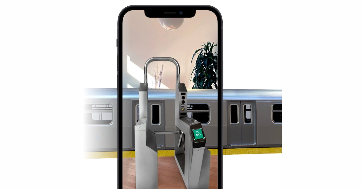 Apple launches new AR experience and Snapchat lens promoting Apple Pay Express Transit