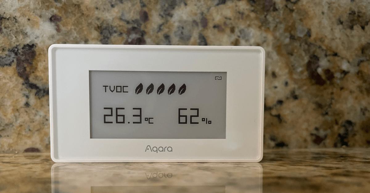 photo of HomeKit Weekly: Aqara launches HomeKit e-ink air quality monitor, new Apple Store partnership in Europe image