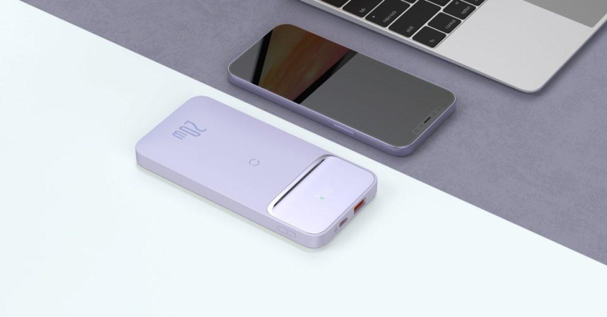 Last chance: Baseus MagSafe Power Bank deal + iPhone giveaway [9to5Rewards] thumbnail
