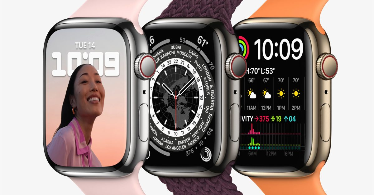 Comment: Here's why the Apple Watch Series 7 is still a notable upgrade for many users