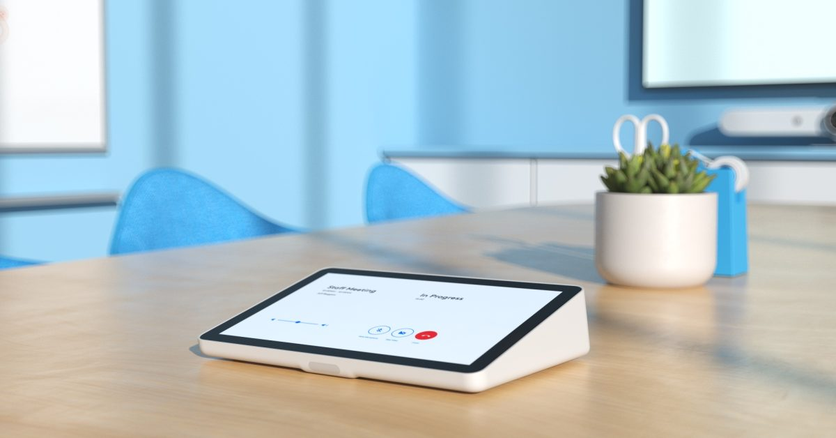 Logitech introduces new 'Tap' devices focused on remote and in-person meetings