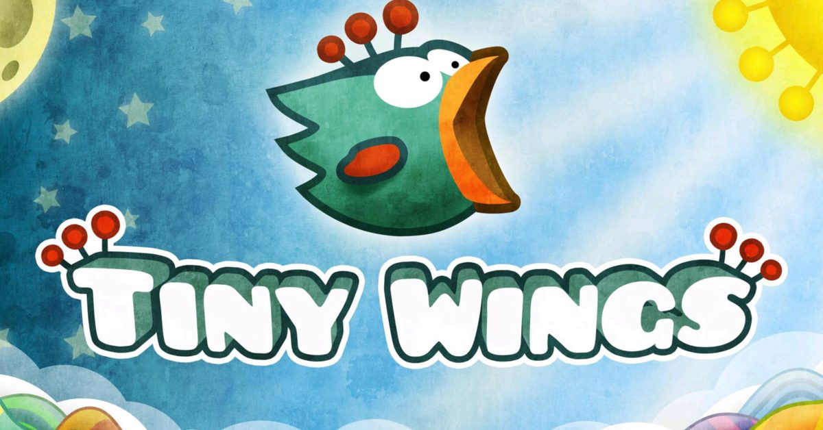 photo of Classic iOS game 'Tiny Wings' coming soon to Apple Arcade image