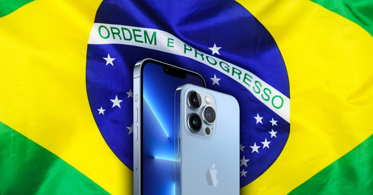 Again, Brazil has the most expensive iPhone 13 - 9to5Mac