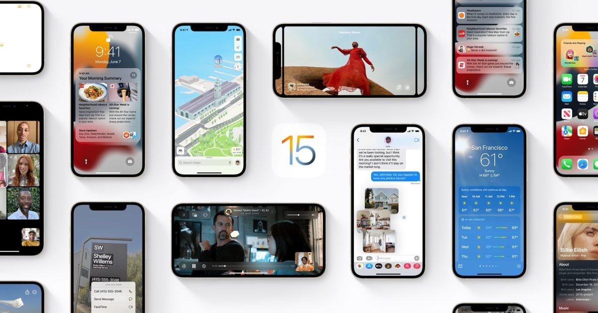 Poll: What's your favorite feature of iOS 15 and iPadOS 15? thumbnail