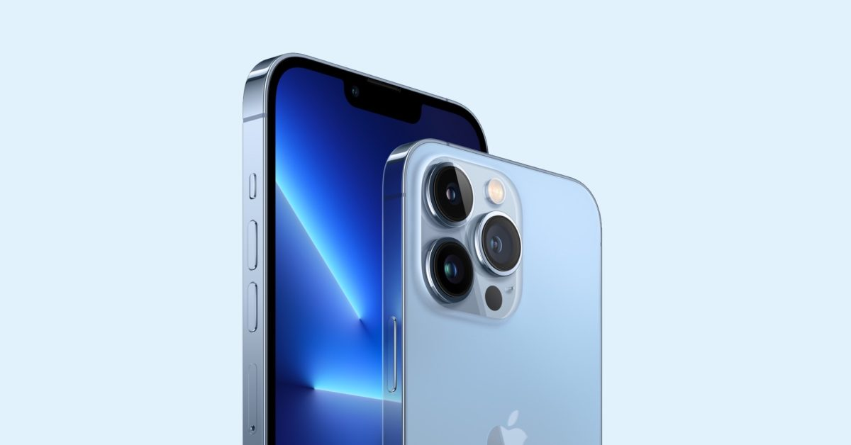 photo of First iPhone 13 pre-orders now shipping ahead of Friday release image