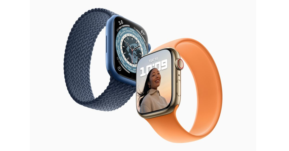 Here's everything you need to know about Apple Watch Series 7 fast charging thumbnail