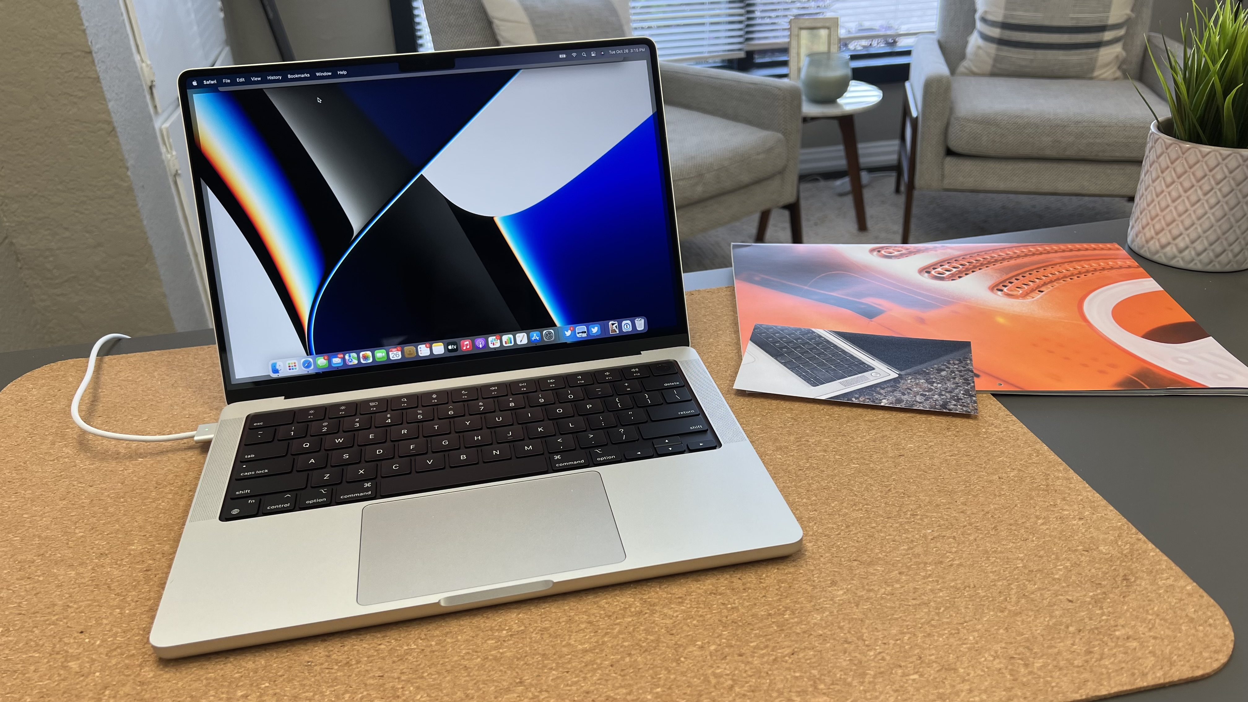 Hands-on: The new 14-inch MacBook Pro is a stunning return to form
