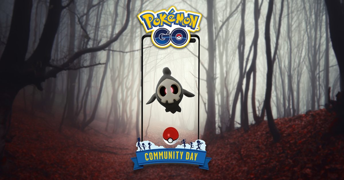 Pokémon GO Community Day features Duskull, prepares for Halloween event thumbnail