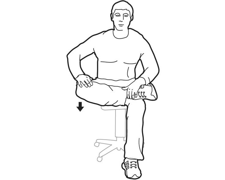 Three Stretches To Do After Your Desk Job