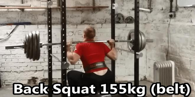 Smolov Jr Bench Press Amp Squat My Results
