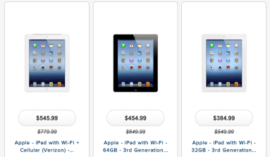 Best-Buy-iPad-3-clearance