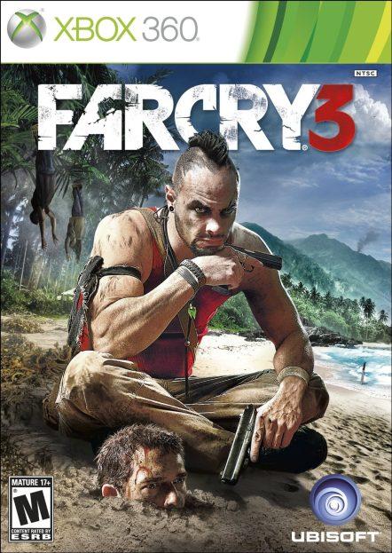 Far Cry 3-sale-Xbox 360