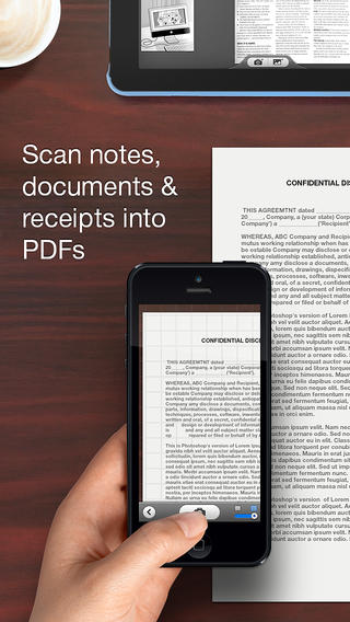 Scanner Pro-Readdle-sale