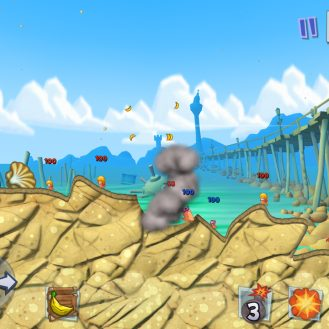 Worms 3-just released-iOS-03