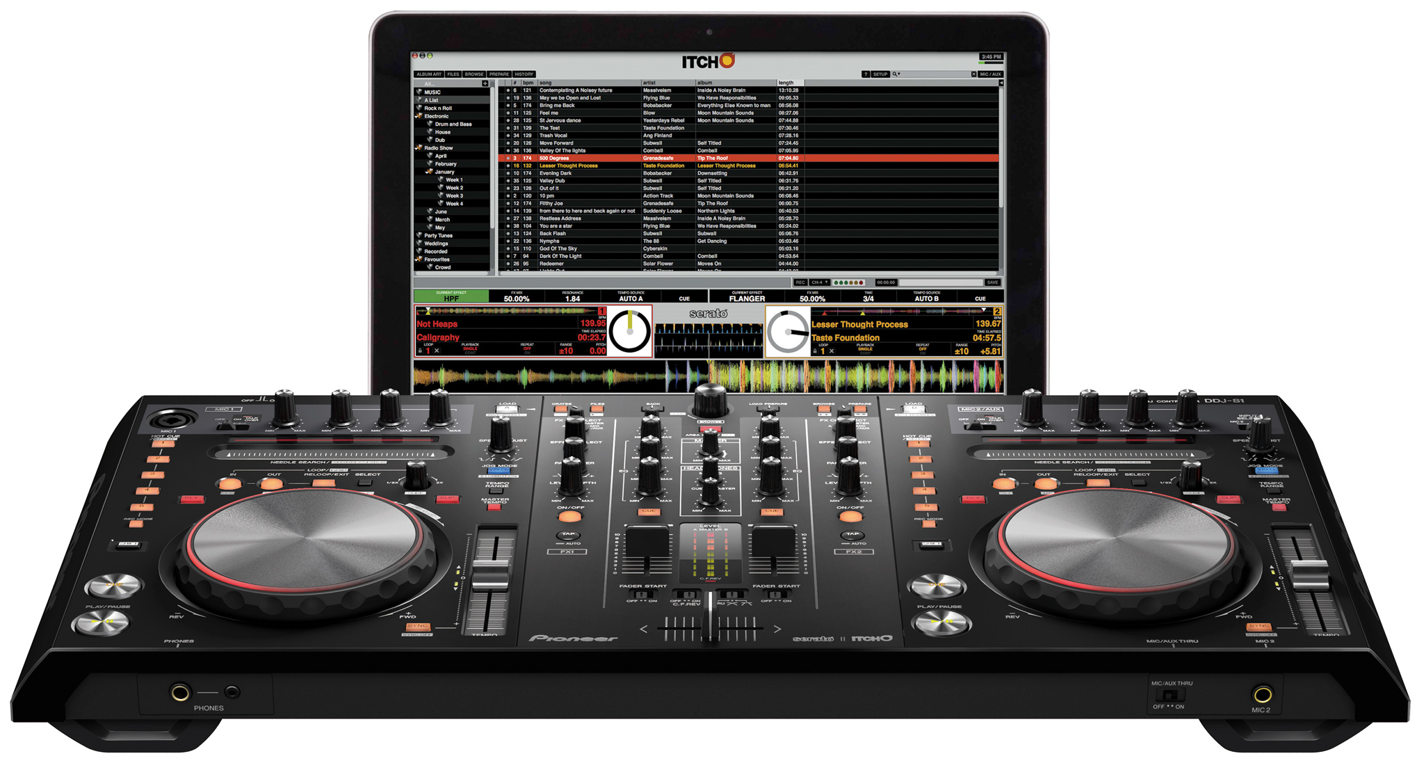Pioneer DDJ-T1 DJ Controller Last