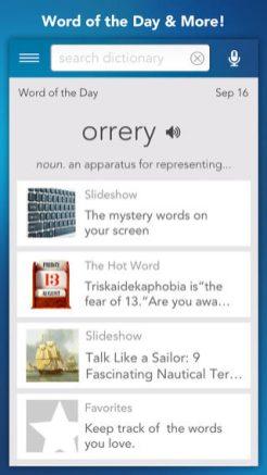 Dictionary.com-Dictionary-Thesaurus Premium-sale-iOS-01