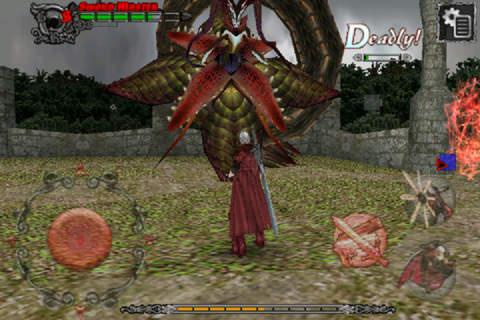 Devil May Cry 4 refrain-iOS-sale-01
