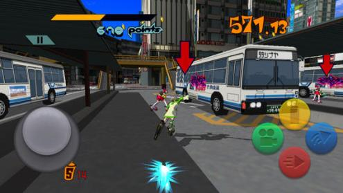 Jet Set Radio-iOS-sale-01