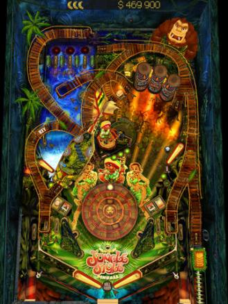 Jungle Style Pinball-iOS-sale-free-03