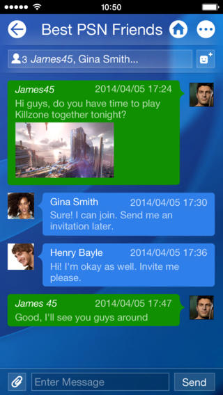 PlayStation App-release-iOS-free-03-PS4