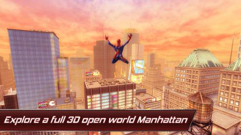 The Amazing Spider Man-iOS-Thanksgiving-sale-03