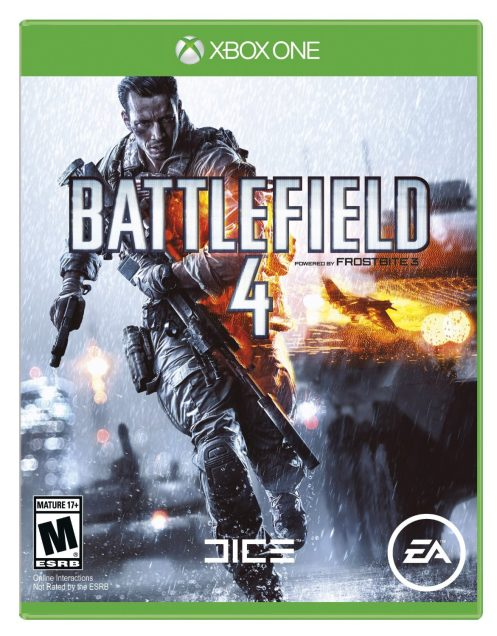 Battlefield 4-Xbox One-sale