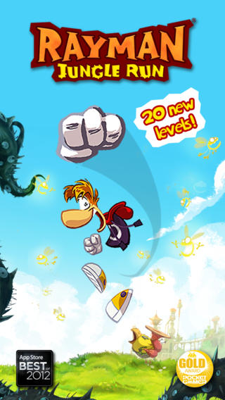 Rayman Jungle Run-iOS-sale-free-01