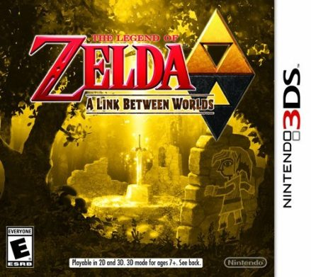 The Legend of Zelda- A Link Between Worlds-3DS-sale