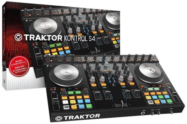 Traktor Kontrol S4-S2-sale-Native Instruments