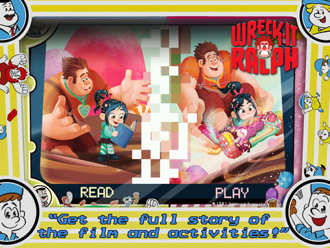 Wreck-It Ralph Storybook Deluxe-iOS-sale-01