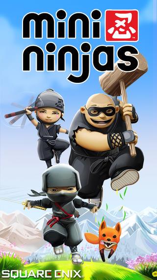 Mini Ninjas-free-iOS-sale-01