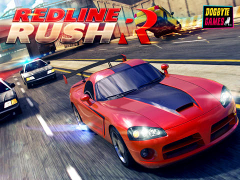 Redline Rush-iOS-sale-01