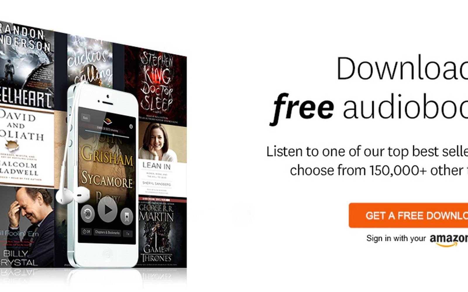 audiobook download sites