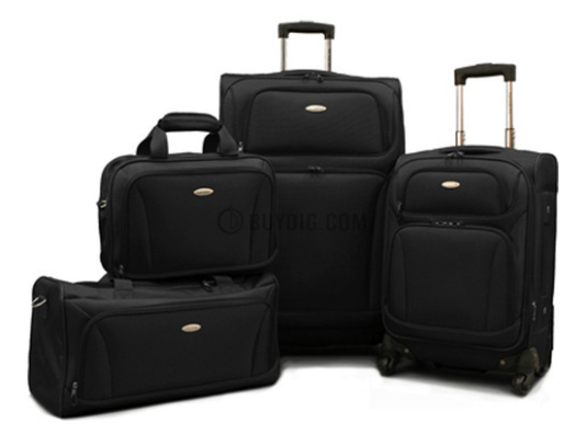 4-Piece Samsonite Lightweight Luggage Set-sale-01