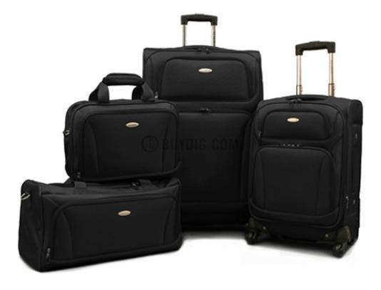 4-Piece Samsonite Lightweight Luggage Set-sale-01