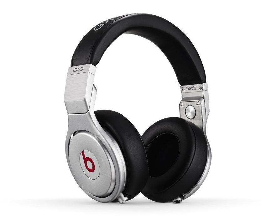 Beats Pro Over-Ear Headphones in sliver:black-sale-01