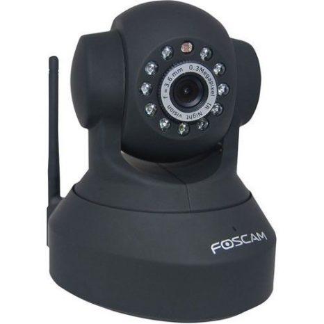 Foscam FI8918W Wireless:Wired Pan&Tilt IP:Network Camera w: 8 meter Night Vision