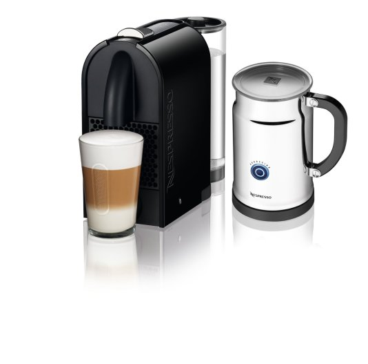 Nespresso U D50 Espresso Maker-Aeroccino Milk Frother-sale-01