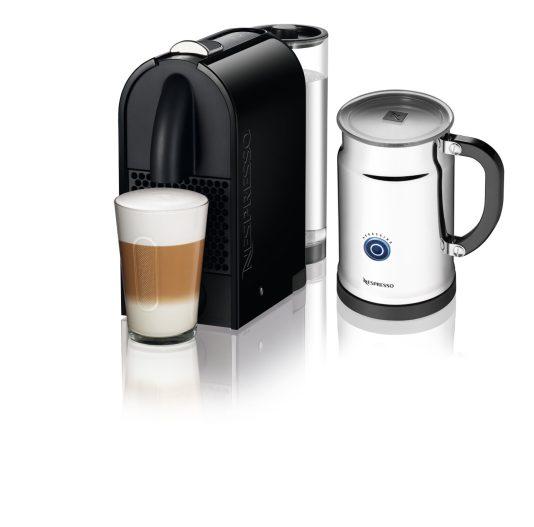 Nespresso U D50 Espresso Maker-Aeroccino Milk Frother-sale-01