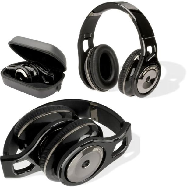 SCOSCHE (RH1056MD) Over-The-Ear Headphones with tapLINE III-sale-01