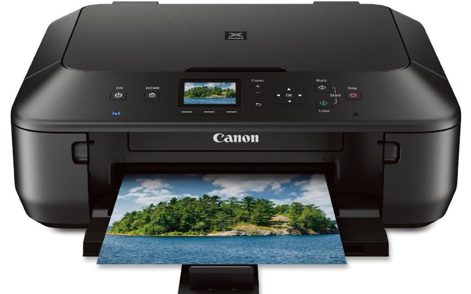 Canon PIXMA Wireless All-In-One Color Photo Printer w/ AirPrint $45 shipped (orig. $150)