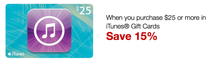 Itunes Gift Card Roundup 100 For 85 Buy One Get One 30