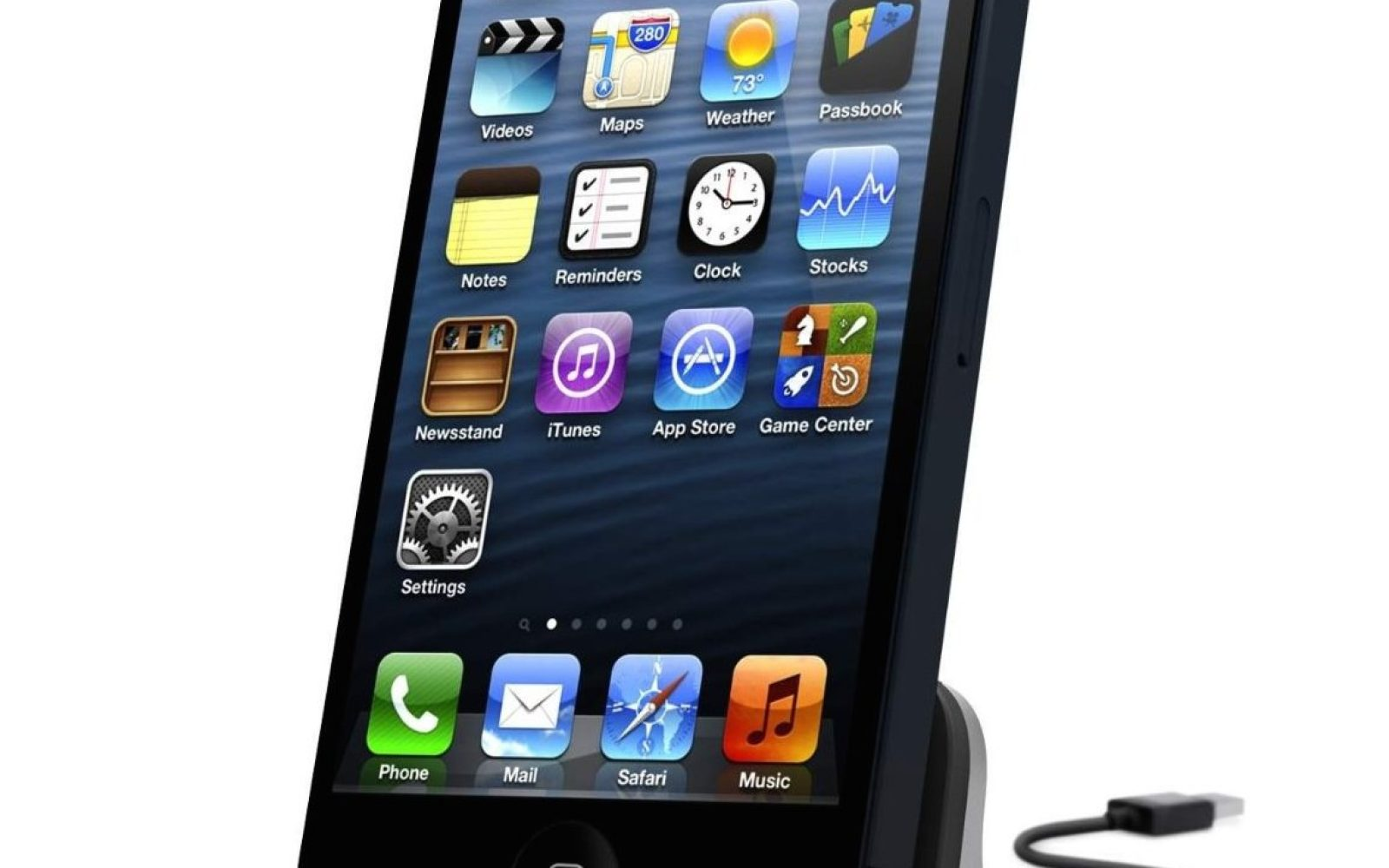 Belkin Charge Amp Sync Iphone Dock W Built In Lightning
