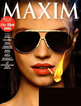 Maxim-July-2014