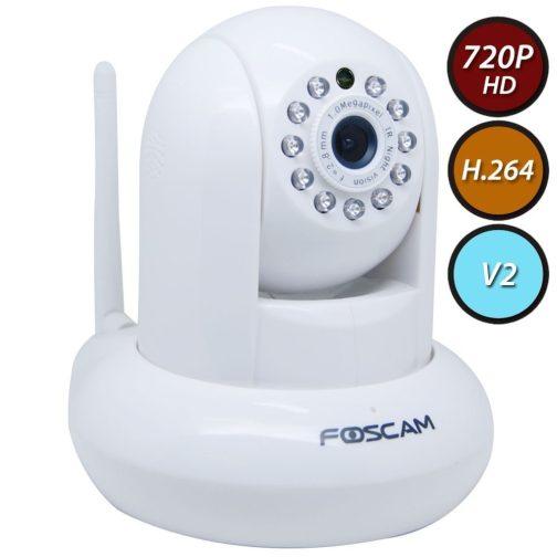 Foscam FI9821W V2 720p Megapixel H.264 Wireless IP Camera-sale-ebay-02