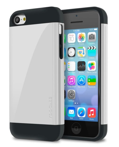 rooCASE Dual Layer Armor Case for iPhone 5C-Newegg-sale-02