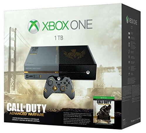 Xbox One Limited Edition Call of Duty- Advanced Warfare Bundle-preorder-sale-01