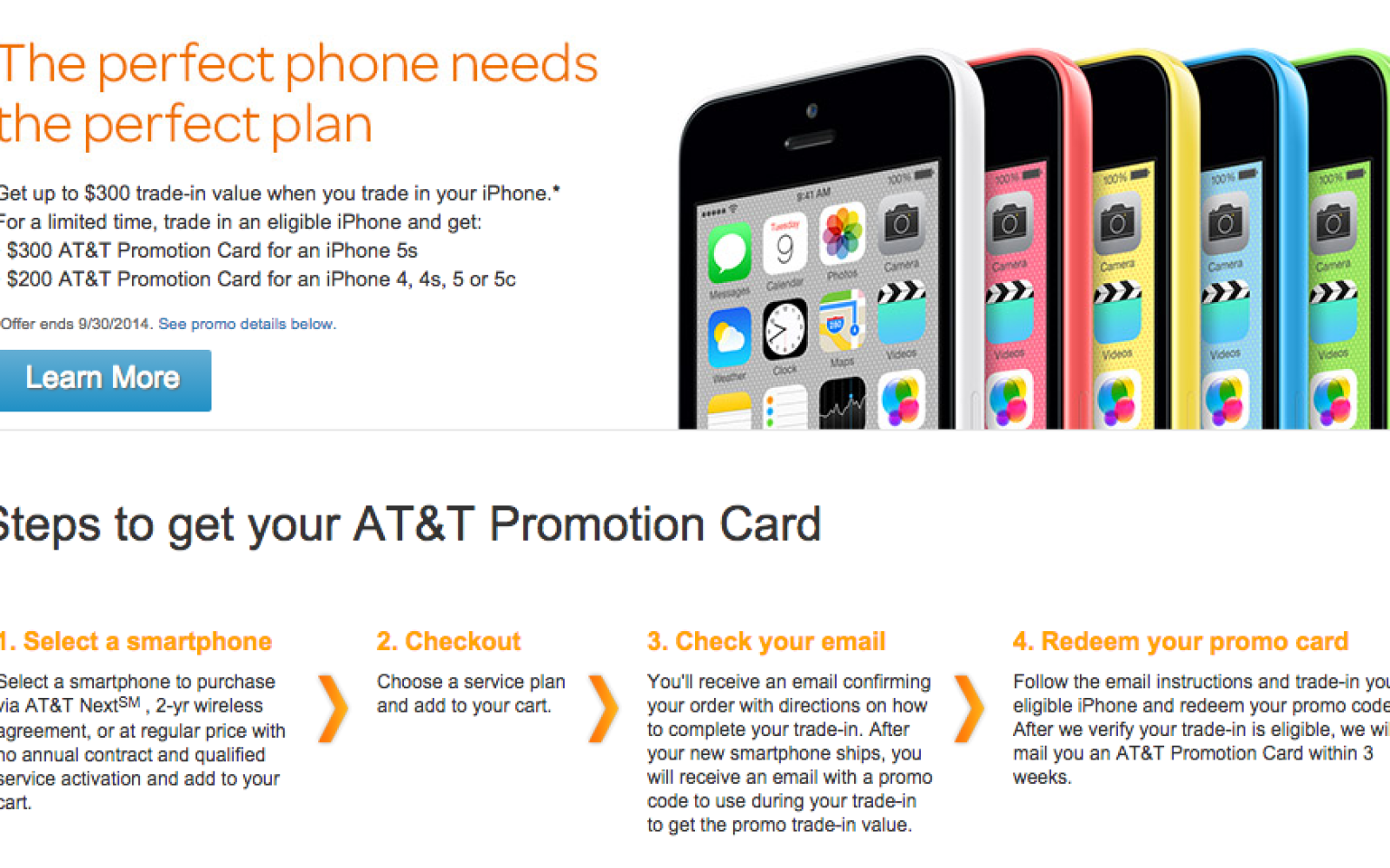 Att Announces Iphone 6 Trade In Promo Includes 200 Minimum For