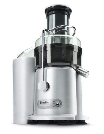 Breville Juice Fountain Plus 850-Watt Juice Extractor-JE98XL-sale-01
