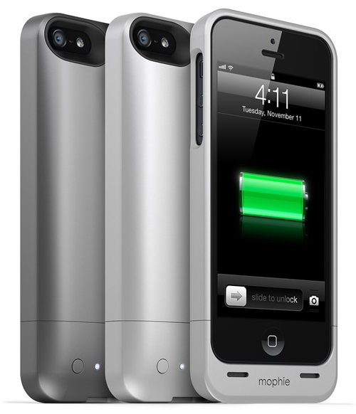 Mophie Juice Pack Helium for iPhone 5/5s (multiple colors) $35 shipped (orig. $80)